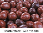 Dark And Dairy Chocolate Balls...