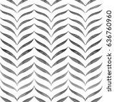 abstract black white background.... | Shutterstock .eps vector #636760960