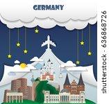 Germany Travel Background...