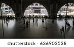 mecca  saudi arabia   january... | Shutterstock . vector #636903538