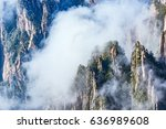 Clouds Above The Peaks Of...