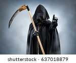 Grim Reaper Points At You....