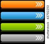 satin smooth color web 2.0... | Shutterstock .eps vector #63702253