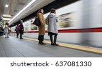 tokyo  japan   circa march ... | Shutterstock . vector #637081330