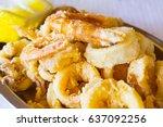 Italian Food  Fried Seafood