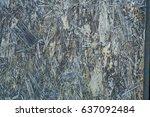 dirty fiberboard texture   Shutterstock . vector #637092484