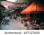 byblos  lebanon   november  18  ... | Shutterstock . vector #637127620