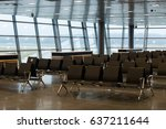 december 21  2016   empty seats ... | Shutterstock . vector #637211644