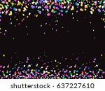 celebratory background for your ... | Shutterstock .eps vector #637227610