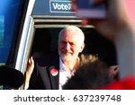 morley leeds uk mp jeremy... | Shutterstock . vector #637239748