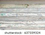 wood old plank vintage texture... | Shutterstock . vector #637339324