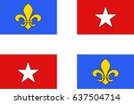 flag of corte is a commune in...