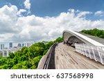 beautiful view of amazing... | Shutterstock . vector #637568998
