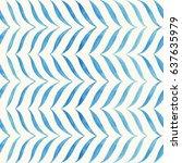 abstract pattern. vector... | Shutterstock .eps vector #637635979