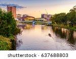 adelaide  australia   april 05  ... | Shutterstock . vector #637688803