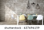 Interior Design Dinning Or...