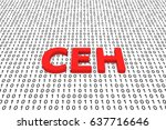 Ceh In The Form Of Binary Code  ...