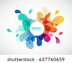 abstract colored background...