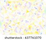 vector illustration. abstract... | Shutterstock .eps vector #637761070