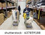 vilnius  lithuania   april 29 ... | Shutterstock . vector #637859188