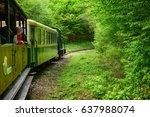 miskolc   april 17  sightseeing ... | Shutterstock . vector #637988074