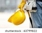 under construction | Shutterstock . vector #63799822