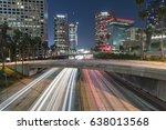 los angeles  ca  usa   march 01 ... | Shutterstock . vector #638013568