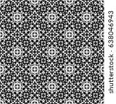 raster seamless pattern.... | Shutterstock . vector #638046943