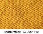a knitted pattern of acrylic...   Shutterstock . vector #638054440