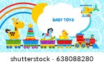 Fun Train Carries Children's...