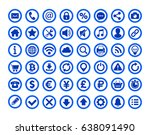 vector interface icons