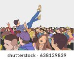 Illustration Of Festival Party...