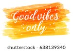 watercolor imitation brushed...   Shutterstock .eps vector #638139340