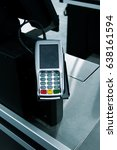 Small photo of Bank Card Machine