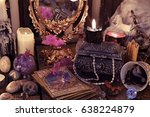 Divination Rite With The Tarot...