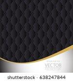 banner polygonal geometric... | Shutterstock .eps vector #638247844