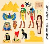 Egypt Symbols And Landmarks...