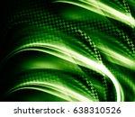 interesting contrast geometric... | Shutterstock . vector #638310526