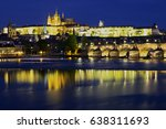 prague  czech republic   21... | Shutterstock . vector #638311693