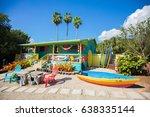 usa. florida. miami. may  2017  ... | Shutterstock . vector #638335144