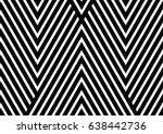 vector seamless pattern.... | Shutterstock .eps vector #638442736