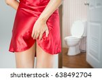 people has diarrhea holding his ...   Shutterstock . vector #638492704
