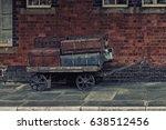 Old Luggage On Llangollen Rail...
