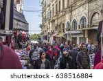 algiers  algeria   march 28 ... | Shutterstock . vector #638516884