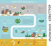 environment  ecology... | Shutterstock .eps vector #638677939