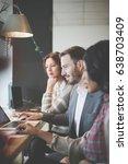 business people. business... | Shutterstock . vector #638703409
