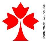 maple leaf | Shutterstock .eps vector #638721658