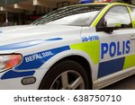 sodertalje  sweden   june 8 ... | Shutterstock . vector #638750710