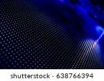 abstract blue tinted wallpaper | Shutterstock . vector #638766394