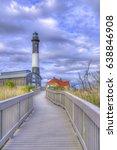 fire island lighthouse   Shutterstock . vector #638846908